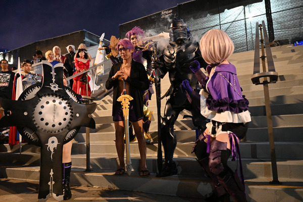 AnimeExpo2019FGOコスプレレポート056
