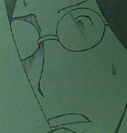 暗殺教室 第78話感想 メガネから眼が見えるくらい