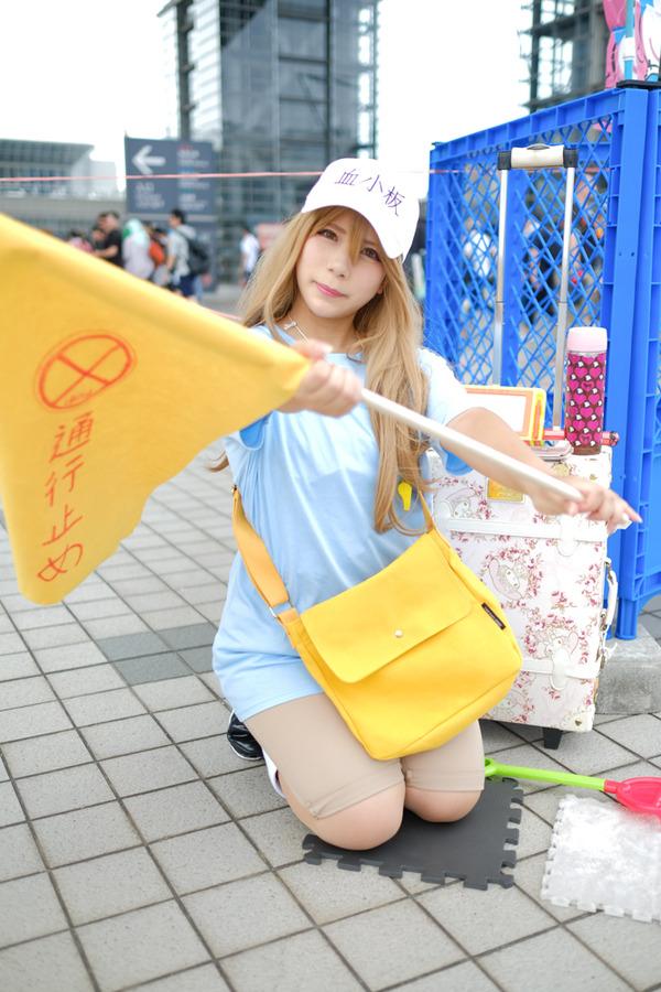 コミケ94コスプレ3日目レポート-9