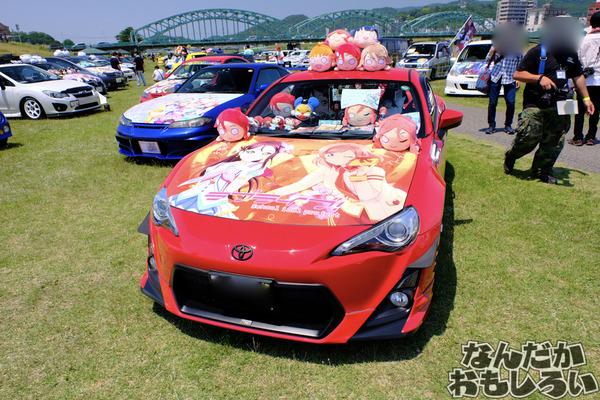 『第13回足利ひめたま祭』「ラブライブ!」シリーズ痛車まとめ5416