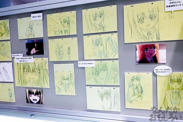 TVアニメ放送中「Charlotte」の貴重な原画を大量展示した展示会がアキバで開催!早速会場の様子をお届け_3608