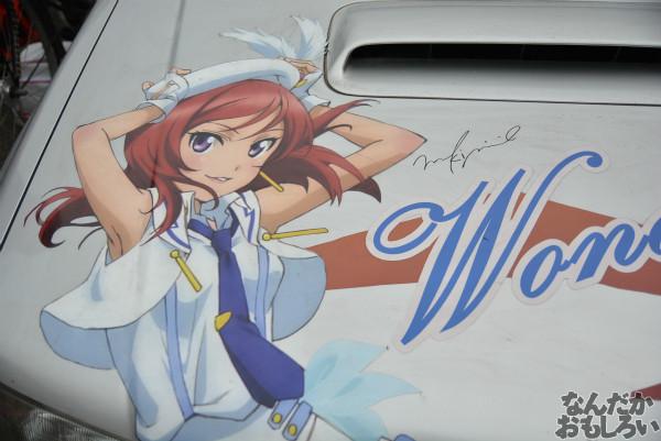 『桜織の痛車フェス』「ラブライブ!」痛車フォトレポート_0436