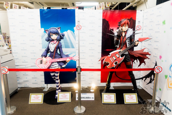 『SHOW BY ROCK!!』展示イベント