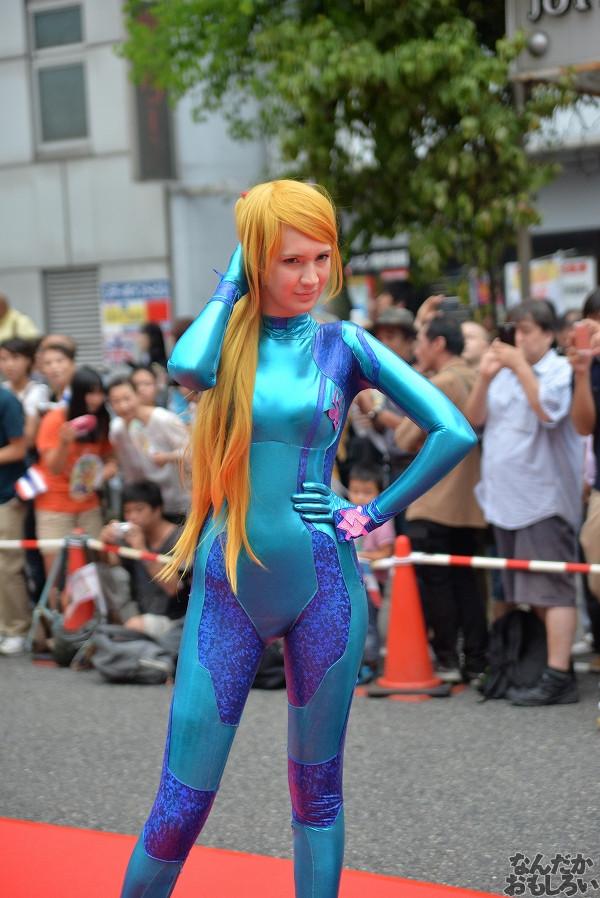 26カ国参加!『世界コスプレサミット2014』各国代表のレイヤーさんが名古屋市内をパレード_0256