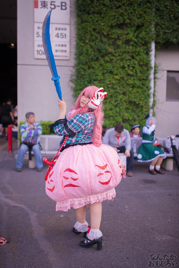 『第二回博麗神社秋季例大祭』コスプレフォトレポート_2849