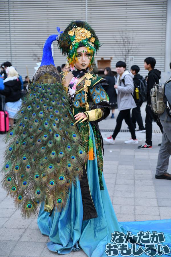 『上海ComiCup21』1日目のコスプレレポート 「FGO」「アズレン」「宝石の国」が目立つイベントに_2242
