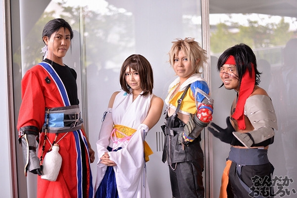 東京ゲームショウ2014 TGS コスプレ 写真画像_5093