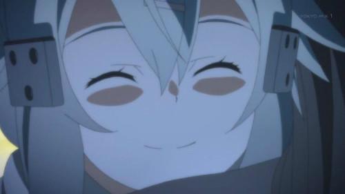 もちろんシノンは意地悪笑顔です。