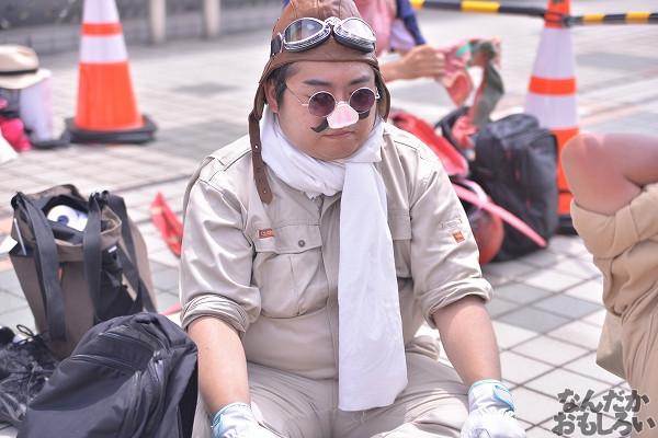 夏コミ コミケ86 3日目 コスプレ画像_3136