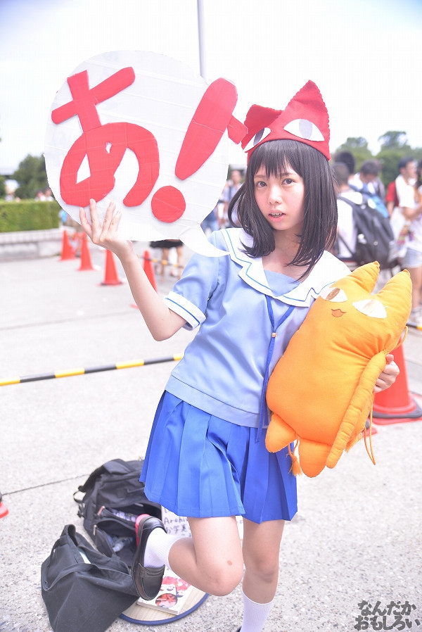 夏コミ コミケ86 2日目 コスプレ画像_2483