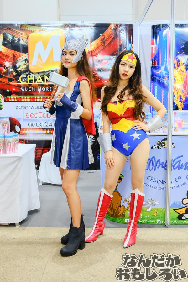 タイのコスプレイヤーが集結!タイイベント『Thailand Comic Con(TCC)』コスプレレポート8519