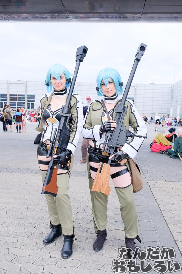 ドイツイベント『DoKomi(ドコミ)』2日目のコスプレレポート9104