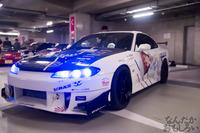 秋葉原UDX駐車場のアイドルマスター・デレマス痛車オフ会の写真画像_6507