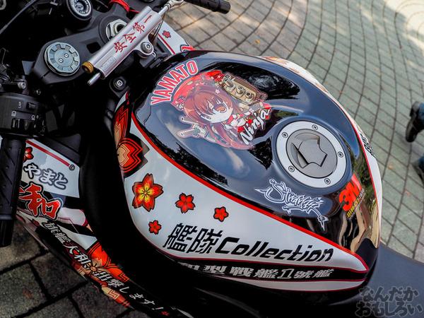 『砲雷撃戦!よーい! 高雄』台湾の艦これ痛車&痛単車集結!話題となった高雄&愛宕の痛トラック、バイクに乗ったほっぽちゃんレイヤーも0237