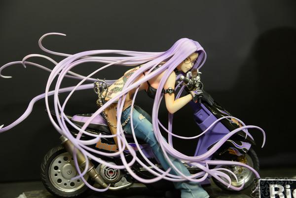 『トレフェス in 有明15』バイクに乗る「Fate/stay nigit」凛&桜にぞうけんくん!ディーラー・CREA MODEのハイクオリティなFateシリーズのフィギュアたち_4898