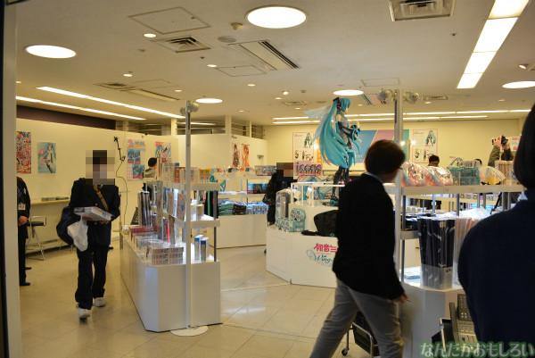 羽田空港にオープンした「初音ミク ウイングショップ」フォトレポート_0422