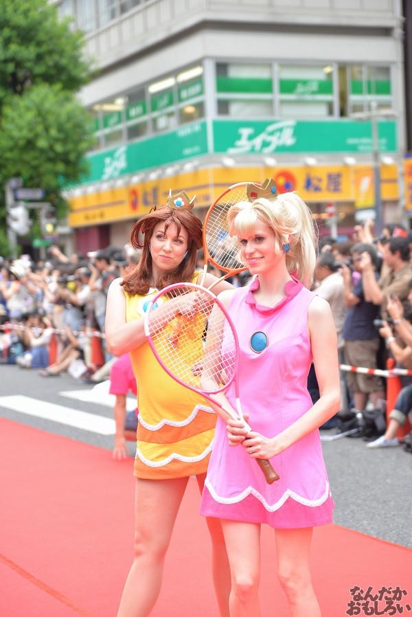 26カ国参加!『世界コスプレサミット2014』各国代表のレイヤーさんが名古屋市内をパレード_0304