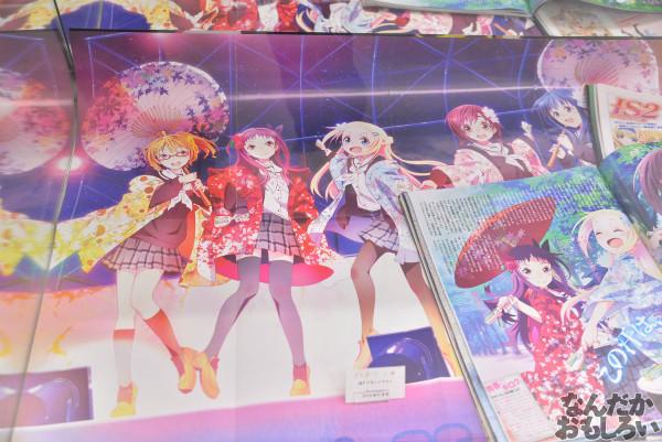 TVアニメ「ハナヤマタ」展が秋葉原で開催!原画、設定資料、台本、コラボ商品など数多く展示!_8523