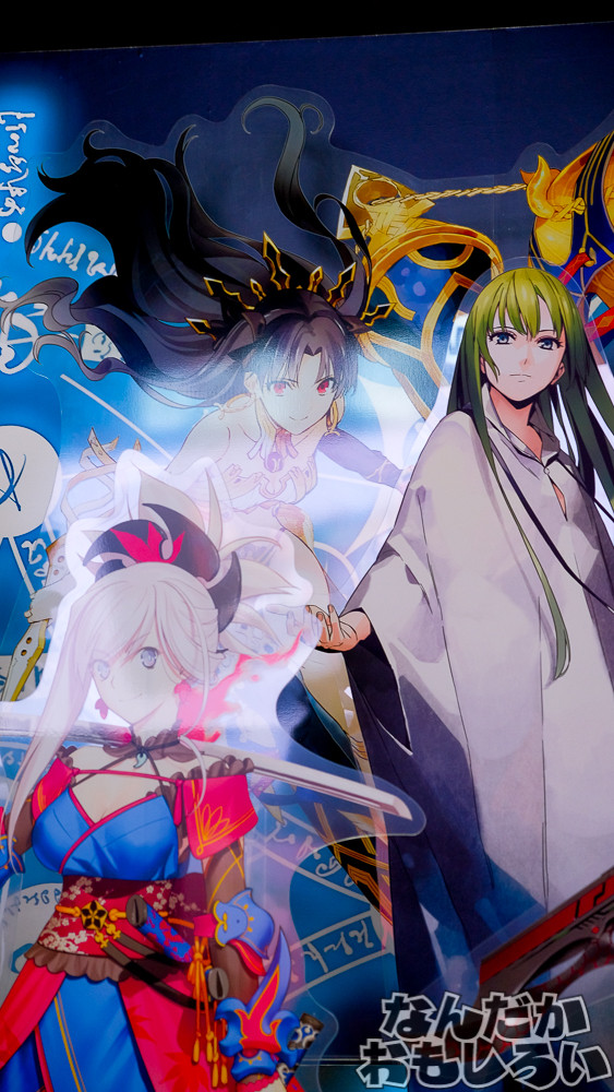 『Fate/Grand Order』アニメジャパンのFGOブースやFGO関連情報2233