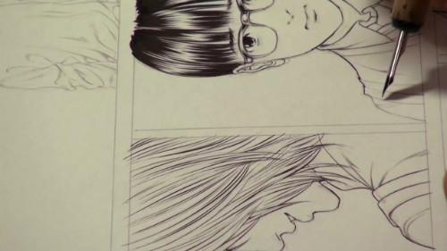 ニコニコ動画に「GANTZ」奥浩哉先生?の新しい作品が公開! 1
