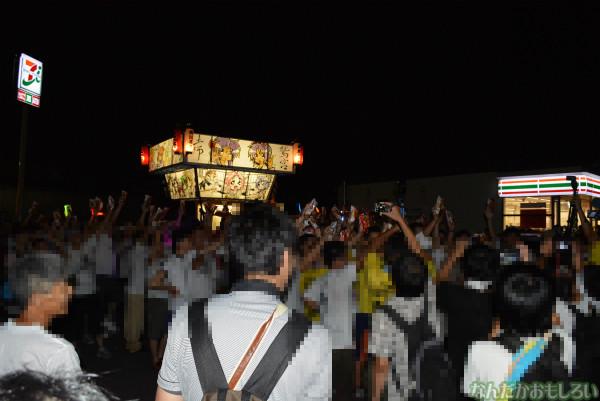 『鷲宮 土師祭2013』らき☆すた神輿_0824