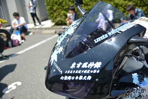 『第11回博麗神社例大祭』痛車・痛単車フォトレポート(200枚以上)_0107