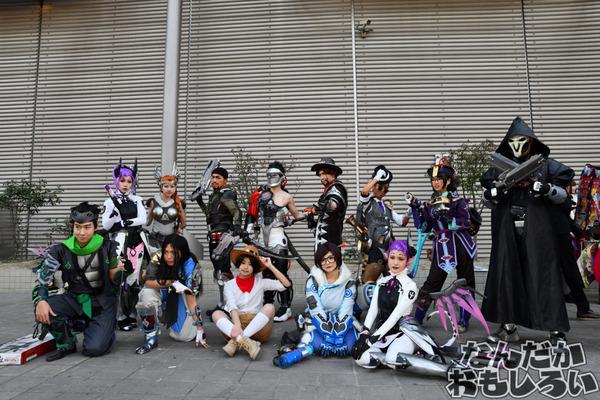 『上海ComiCup21』1日目のコスプレレポート 「FGO」「アズレン」「宝石の国」が目立つイベントに_2209