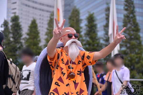 夏コミ コミケ86 3日目 コスプレ画像_3181