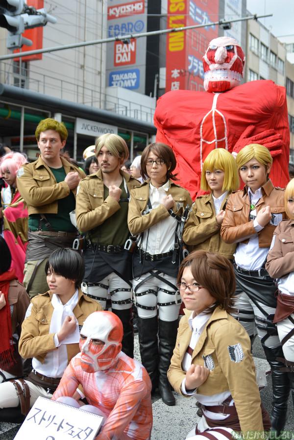 『日本橋ストリートフェスタ2014(ストフェス)』コスプレイヤーさんフォトレポートその2(130枚以上)_0336