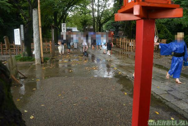 『鷲宮 土師祭2013』ゲリラ雷雨の様子_0666