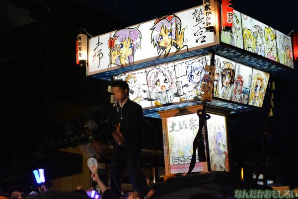 『鷲宮 土師祭2013』らき☆すた神輿_0717