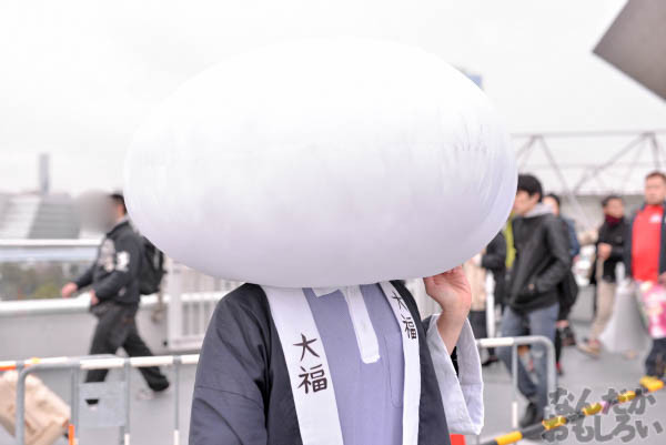 コミケ87 2日目 コスプレ 写真画像 レポート