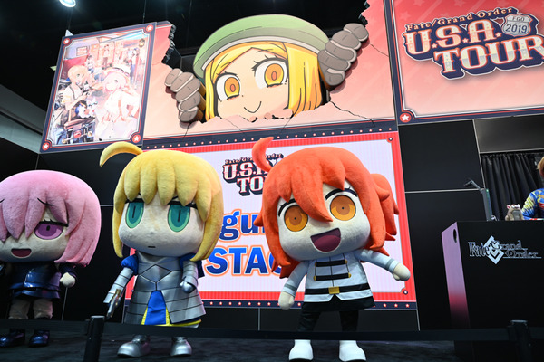 AnimeExpo2019(アニメエキスポ)FGOブース015