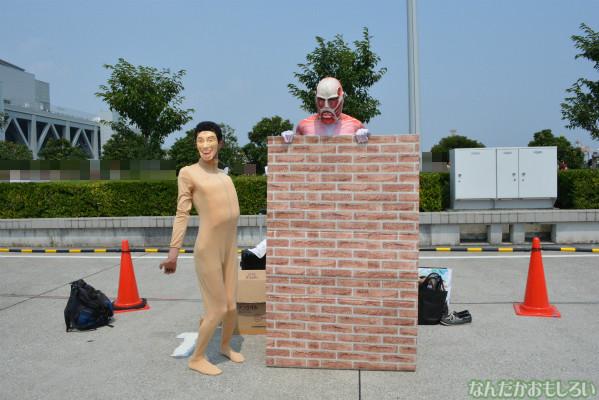 『コミケ84』進撃の巨人、ソードアート・オンライン、女性のコスプレイヤーさんまとめ_1026