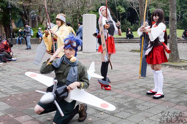 台湾の新大型同人イベント『COMIC HORIZON』1日目のコスプレフォトレポート 「砲雷撃戦」の影響か艦これレイヤーさん大量集結!_0777