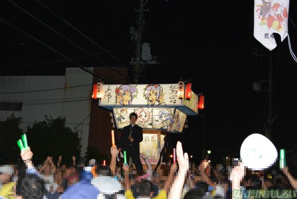 『鷲宮 土師祭2013』らき☆すた神輿_0884