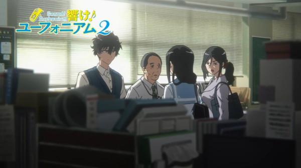 『響け!ユーフォニアム2』第7話感想(ネタバレあり)3
