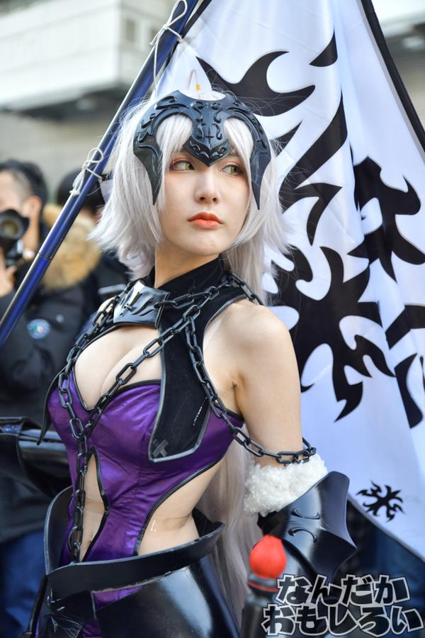 『上海ComiCup21』1日目のコスプレレポート 「FGO」「アズレン」「宝石の国」が目立つイベントに_2312