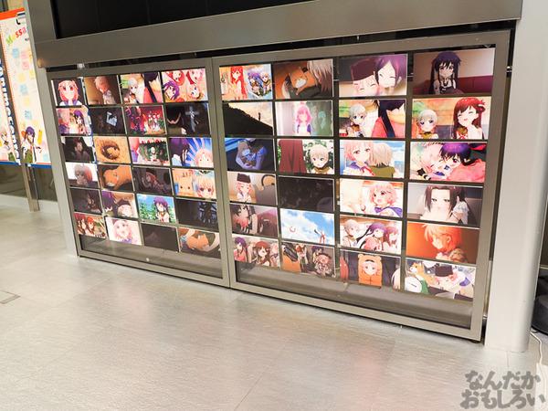 TVアニメ『がっこうぐらし!』展が秋葉原で開催 笑顔・絶望顔など貴重な生原画、缶詰、サイン入りシャベルなどたくさん展示!0011