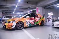 秋葉原UDX駐車場のアイドルマスター・デレマス痛車オフ会の写真画像_6611