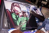 秋葉原UDX駐車場のアイドルマスター・デレマス痛車オフ会の写真画像_6583