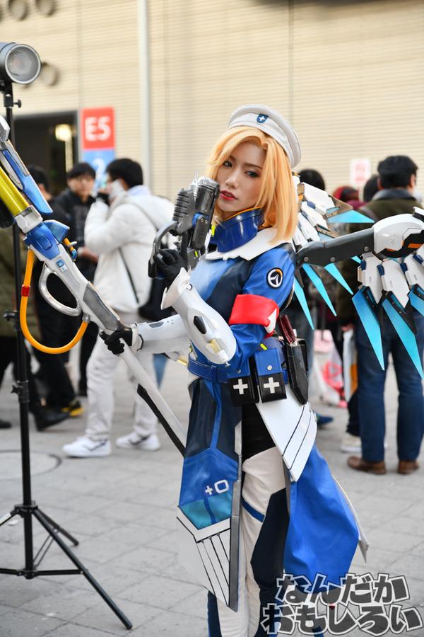 『上海ComiCup21』1日目のコスプレレポート 「FGO」「アズレン」「宝石の国」が目立つイベントに_2140