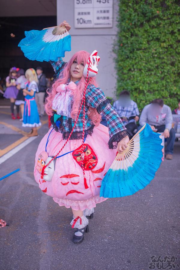 『第二回博麗神社秋季例大祭』コスプレフォトレポート_2841