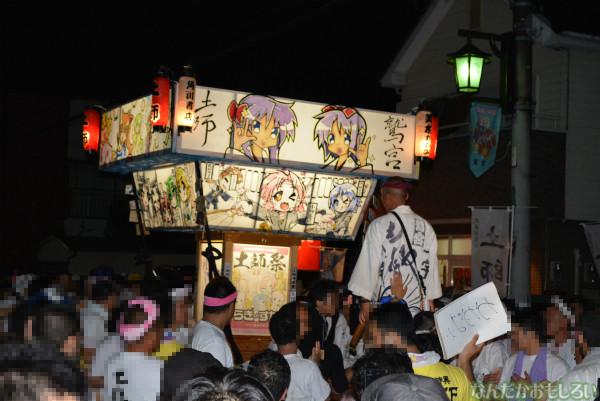 『鷲宮 土師祭2013』らき☆すた神輿_0733