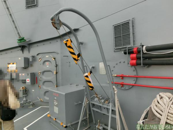 大洗 海開きカーニバル 訓練支援艦「てんりゅう」乗船 - 3821