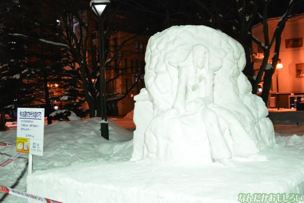 ジョジョ、ミクダヨー、マキバオー…『第65回さっぽろ雪まつり』雪像&氷彫刻フォトレポート(120枚以上)