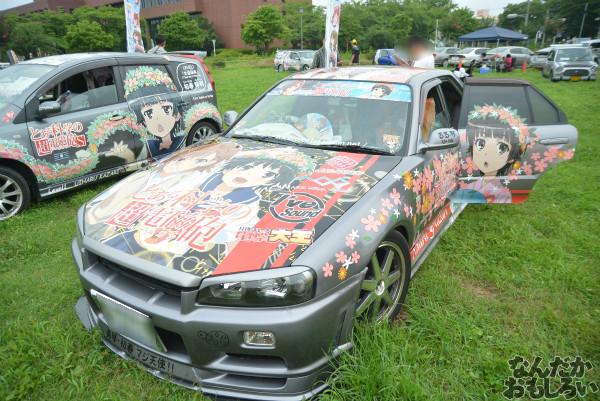 『第7回館林痛車ミーティング』比較的新しいアニメ作品の痛車・痛単車フォトレポート 画像_0510