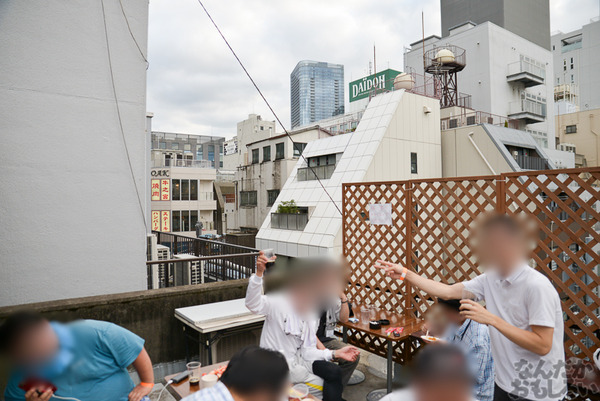 『酒っと7軒目 ビアガーデンリベンジ』レポート_2367