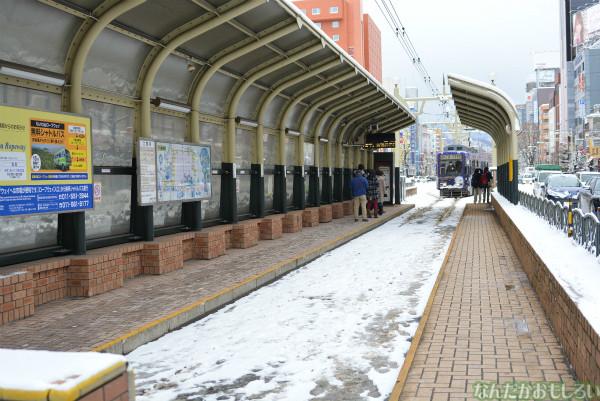 札幌市内を走る「雪ミク電車(2014年版デザイン)」に乗ってきた_0100
