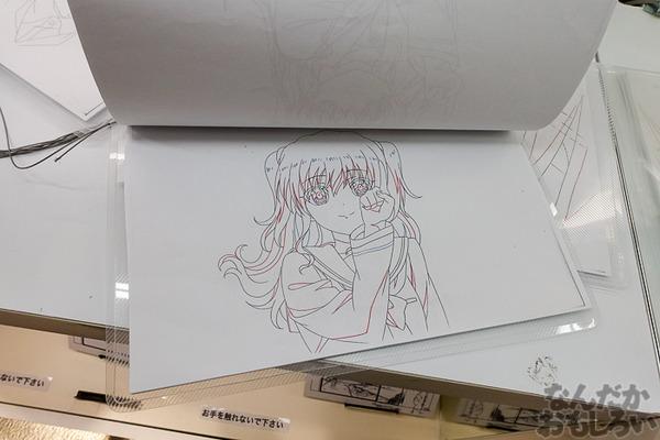 TVアニメ放送中「Charlotte」の貴重な原画を大量展示した展示会がアキバで開催!早速会場の様子をお届け_3596